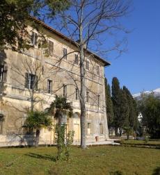 Villa Fabri, a Trevi