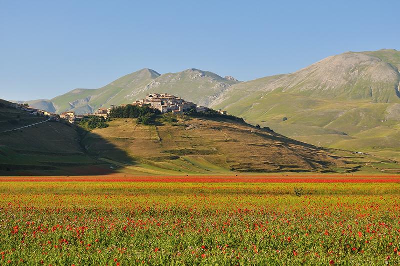 Castelluccio (che non c'è più) - Sibillini (Tiziana Ravagli & Giampaolo Filippucci)