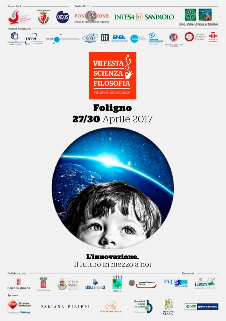 Festa di Scienza e Filosofia, settima edizione, 2017