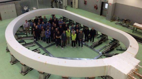 Magnete per fusione nucleare, made in Italy - da www.tgcom24.mediaset.it