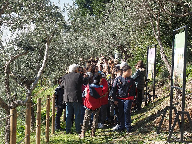 Presentazione TreviAmbiente, Villa Fabri, Trevi, 30 ottobre 2015