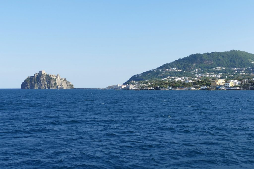 Ischia, via pixabay, CC0 Creative Commons