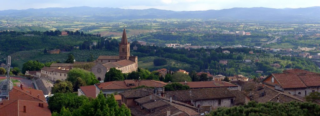 Perugia, via pixabay, CC0 Creative Commons