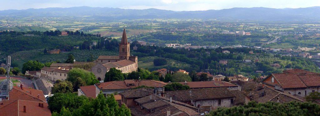 Perugia, via pixabay, CC0 Creative Commons