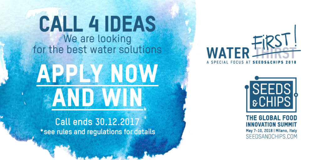 WaterFirst!, Seeds&Chips