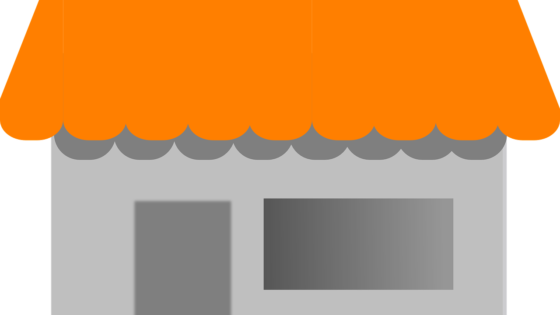 Tenda parasole (vektor)