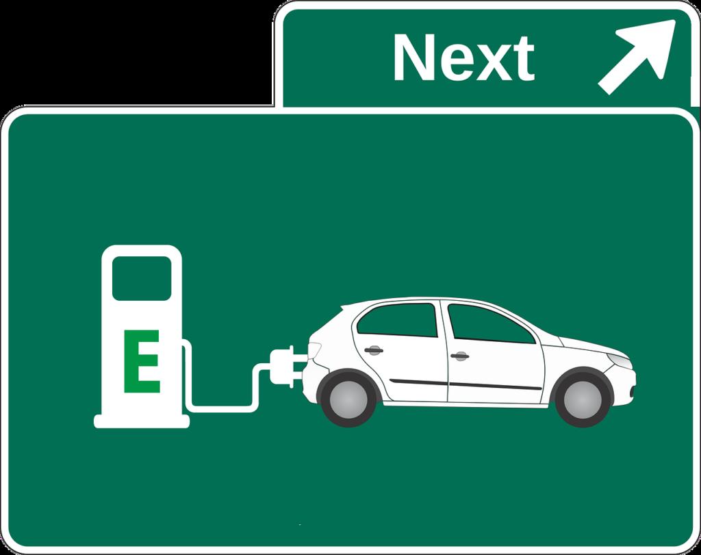 Veicolo elettrico - auto elettrica [di GERALT, via pixabay, CC0 Creative Commons, Libera per usi commerciali, Attribuzione non richiesta]