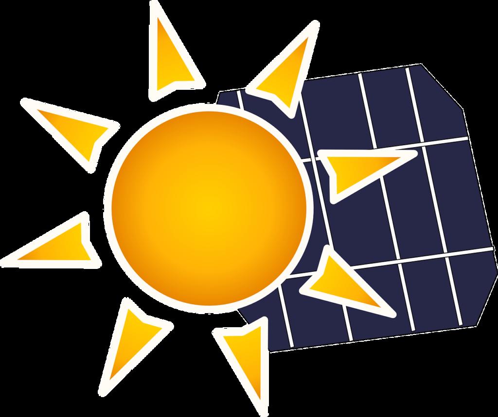 fotovoltaico [OpenClipart-Vectors, via pixabay, CC0 Creative Commons, Libera per usi commerciali, Attribuzione non richiesta]