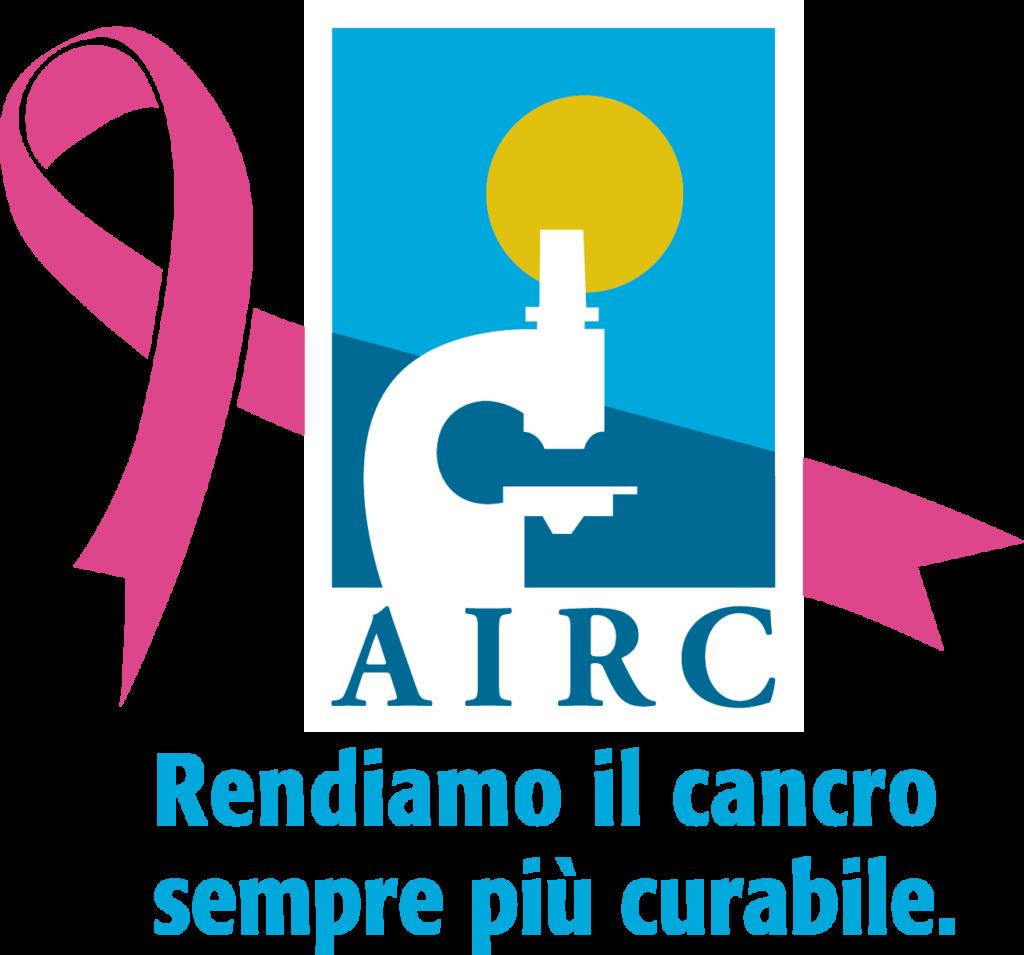 AIRC Logo 'Nastro Rosa'